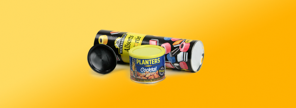 Composite Cans for Snack Foods