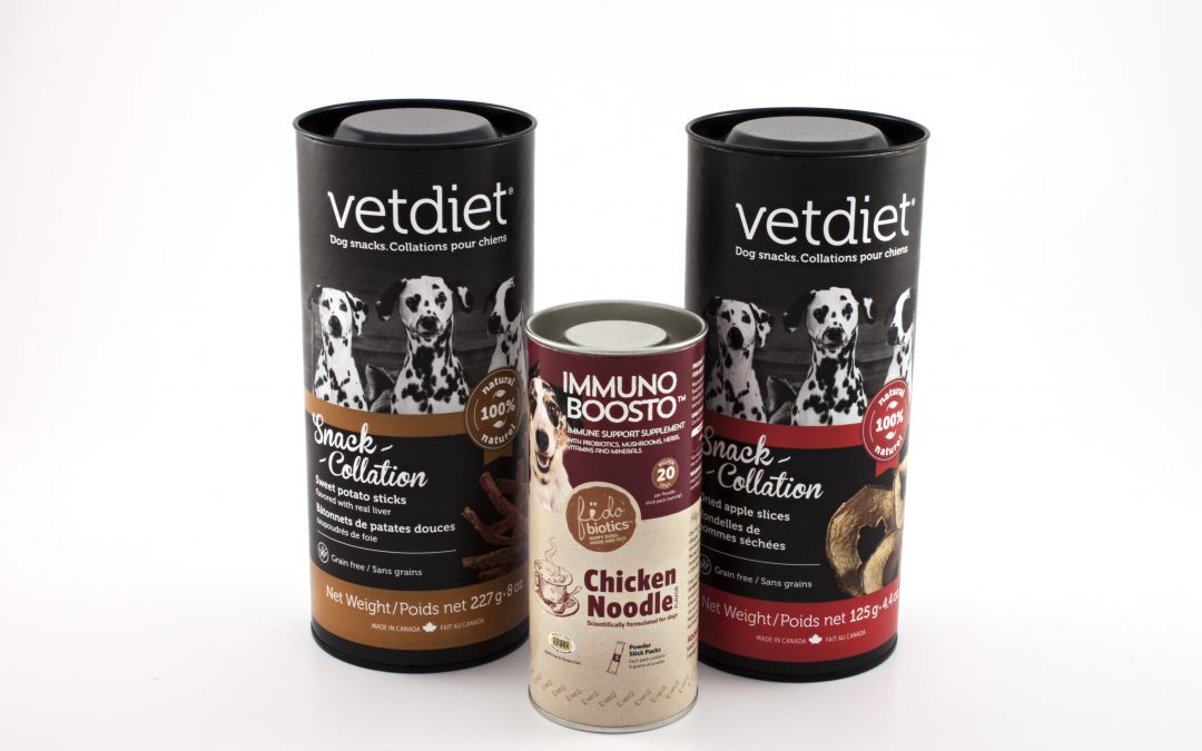 The Benefits of Using Composite Cans For Pet Products